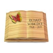 Grabbuch Livre Pagina / Woodland mit Color-Bronze-Ornament