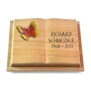 Grabbuch Livre Podest / Woodland mit Color-Bronze-Ornament